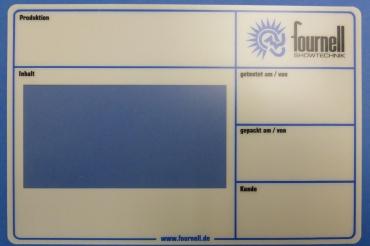 Case Label drucken lassen vom Druckprofi