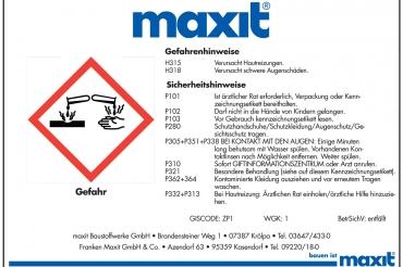 Aufkleber für Container drucken durch Sericolor Nürnberg